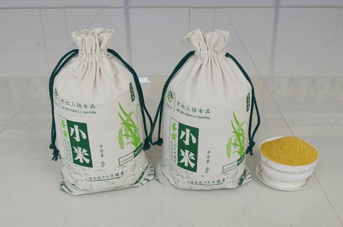 蛋黄小米(布袋)